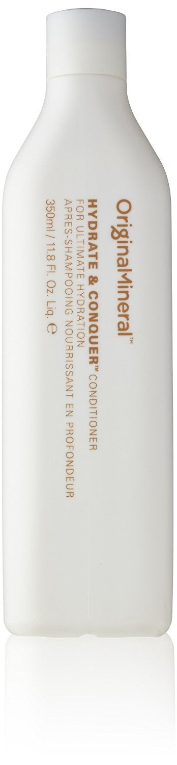 O&M Original & Mineral Hydrate & Conquer Conditioner 350ml
