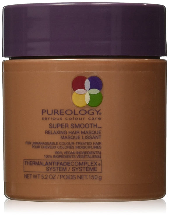 Pureology Super Smooth Relaxing Hair Masque 150g