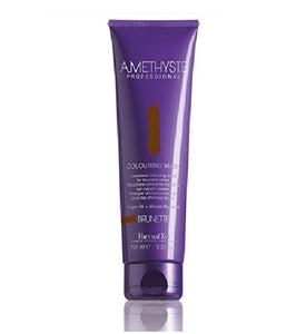 Farmavita Amethyste Colouring Mask - Brunette Mit Arganoil 250ml