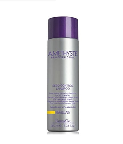 Farmavita Amethyste Regulate Sebo Control Shampoo 250ml