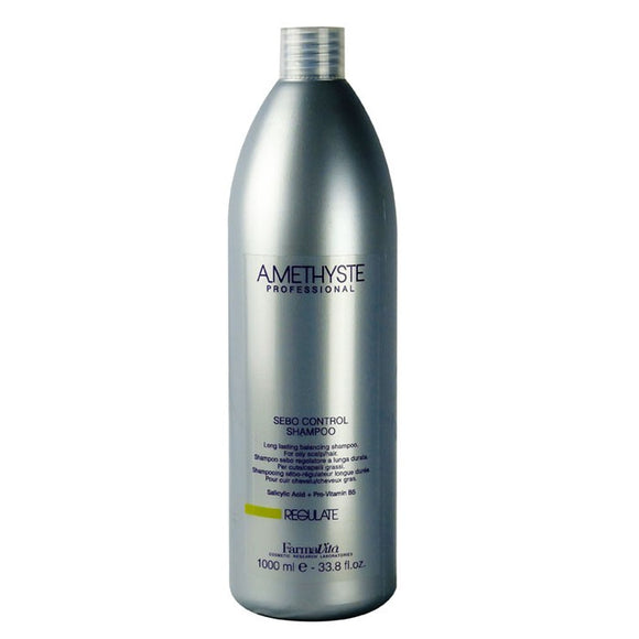 Farmavita Amethyste Regulate Sebo Control Shampoo 1000ml