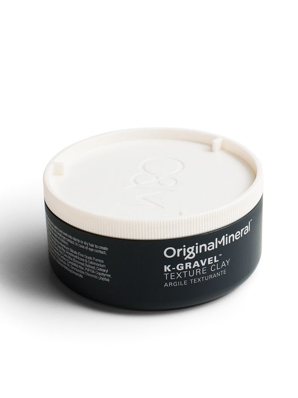 O&M Original & Mineral K-Gravel Texture Clay 100 g