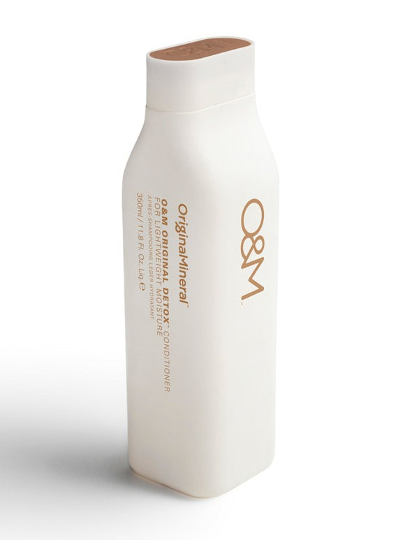 O&M Original & Mineral Detox Conditioner 350 ml