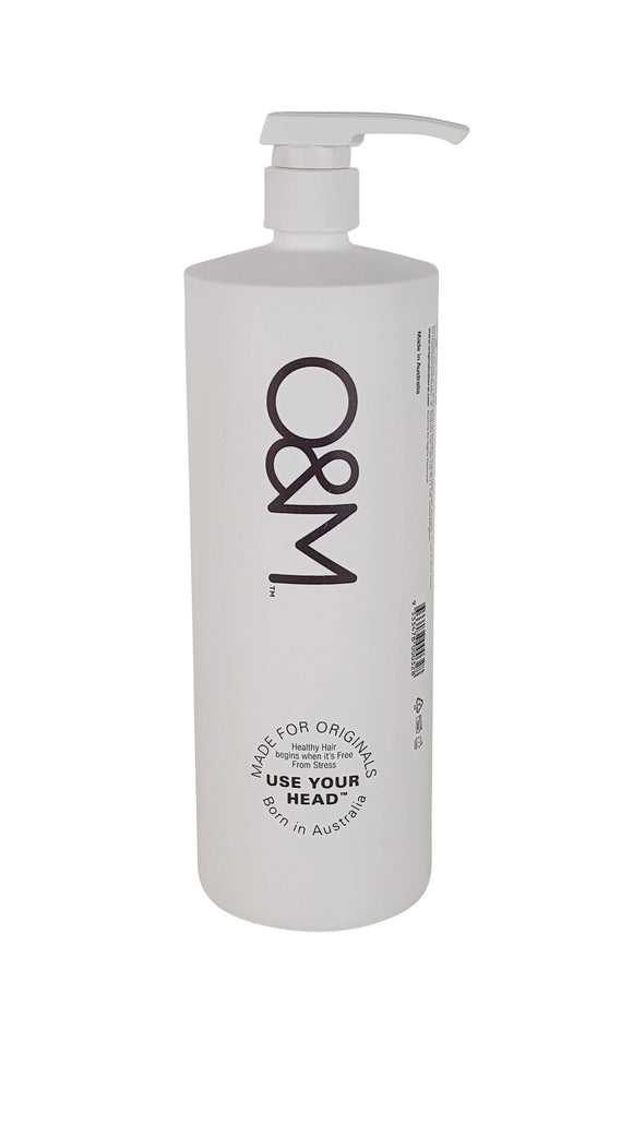 O&M Original & Mineral Shampoo Maintain The Mane 1000 ml