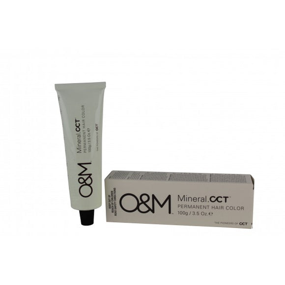 O&M Original & Mineral Permanent Hair Color 100g
