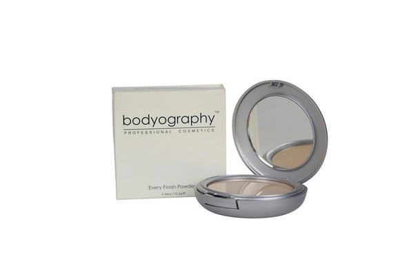 Bodyography Every Finish Powder - Kompaktpuder - Gesichtspuder - Farbe 045