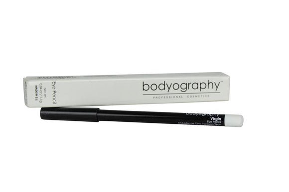 Bodyography Eye Pencil - Augenstift - Kajalstift - Lidstrich - Farbe Virgin