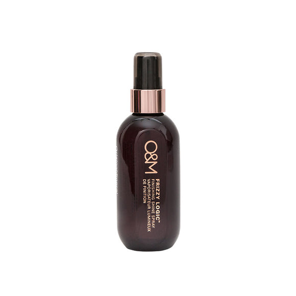 O&M Original & Mineral Frizzy Logic Shine Serum 100ml