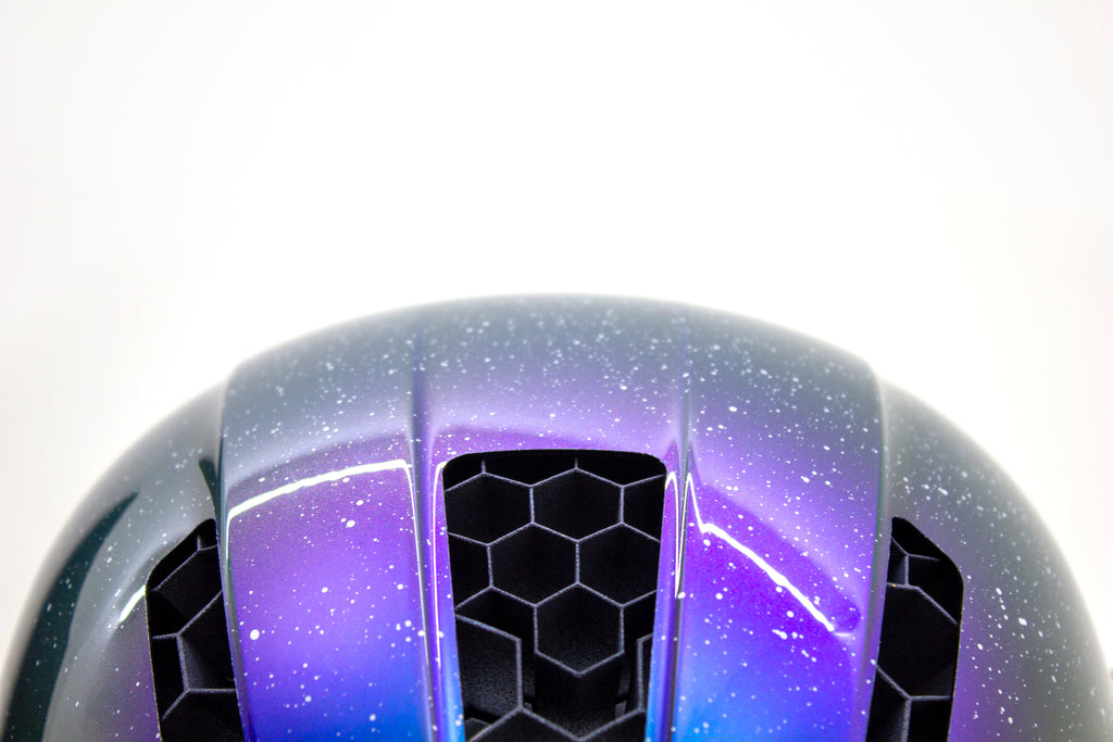 HEXR limited edition Astra helmet