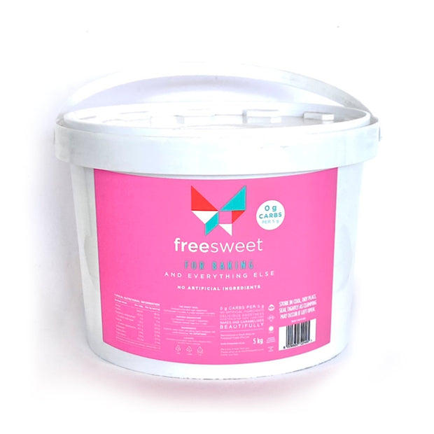 Freesweet for Baking - 5kg Tub