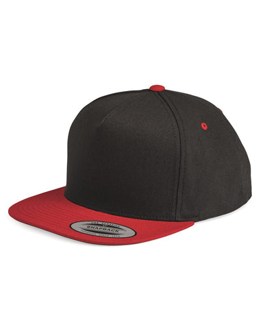 48 Five-Panel Flat Bill Cap As Low As $8.99