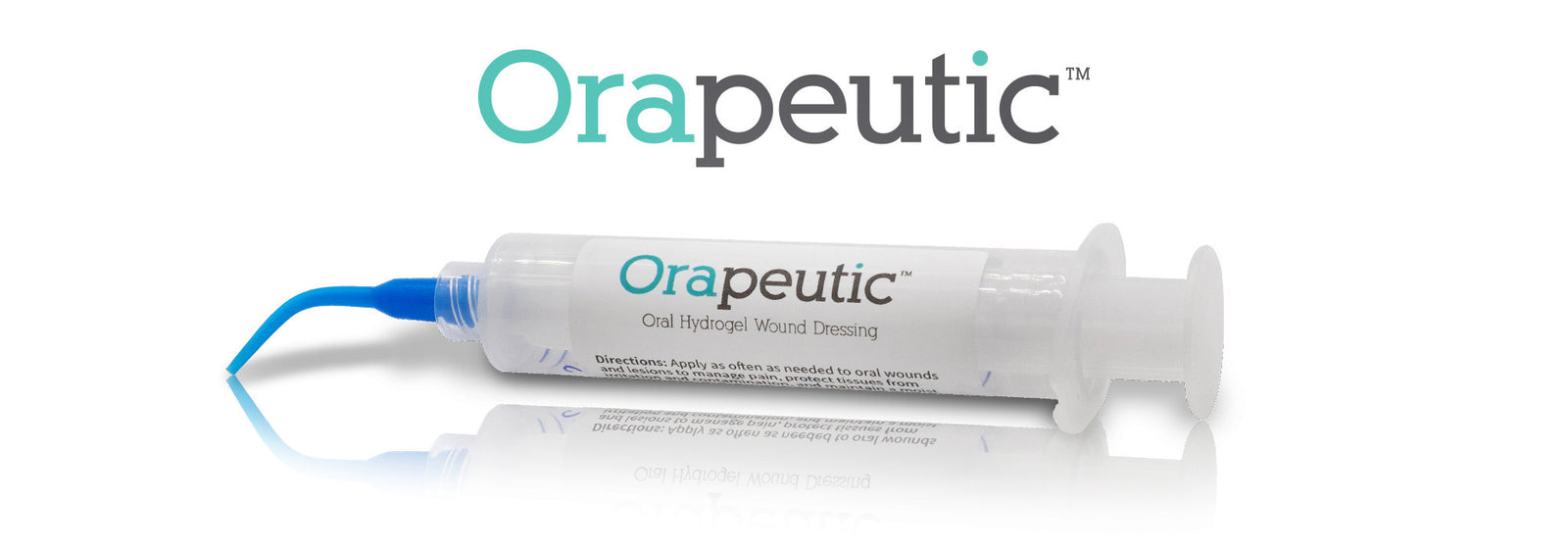 Non-Opioid Pain Relief And Protection For All Oral Wounds.