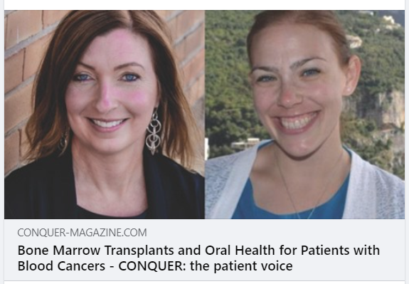 Bone Marrow Transplants and Oral Health for Patients with Blood Cancers