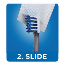 Load image into Gallery viewer, IntelliDent™ Toothbrush Shields 10 Count Box - Side Effect Support LLC