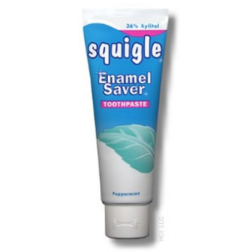 Squigle Enamel Saver Toothpaste - Side Effect Support LLC