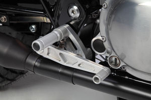 LSL Rear Sets For Kawasaki W800 (2011 - Onwards)