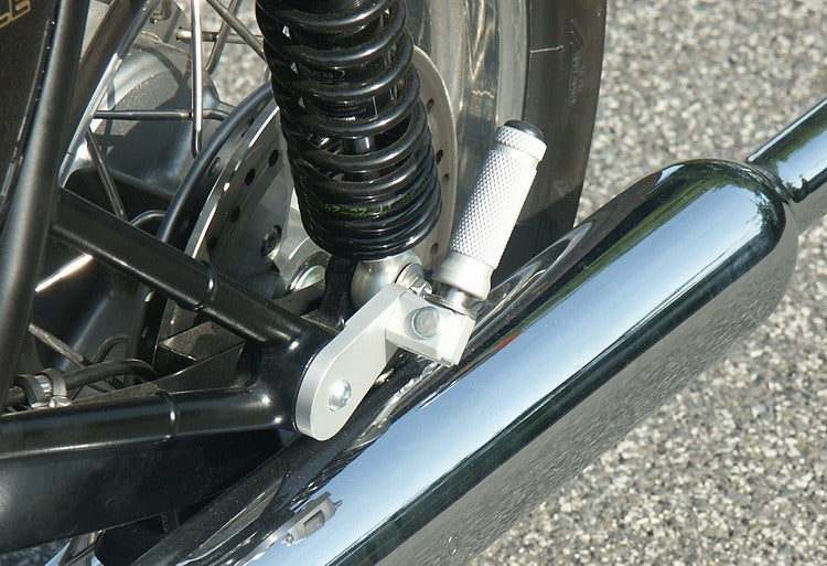 LSL Pillion Footpeg Kit For Triumph Bonneville 2002 - Onwards