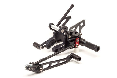 LSL 2Slide Adjustable Rearsets To Suit Yamaha YZF-R1 (2009 - 2014)