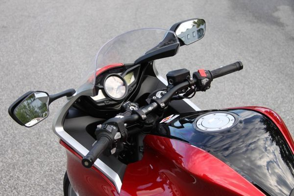 LSL Superbike Conversion Kit For Honda VFR1200F Without DCT Gearbox (2010 - Onwards)