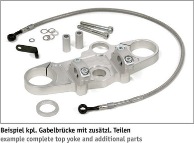 LSL Superbike Conversion Kit For Suzuki SV650S (Non-ABS, 2003 - 2008)