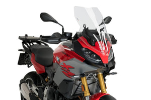 Puig Touring Screen To Suit BMW F900XR (2020) (Colour: Clear)