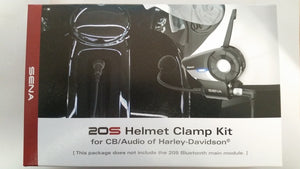 Sena 20S Helmet Clamp Kit for CB Audio of Harley-Davidson 20S-A0203