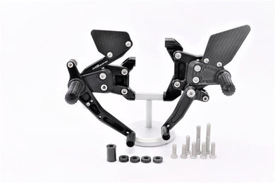 MG Biketec Sport Rearsets To Suit Ducati 1199 Panigale