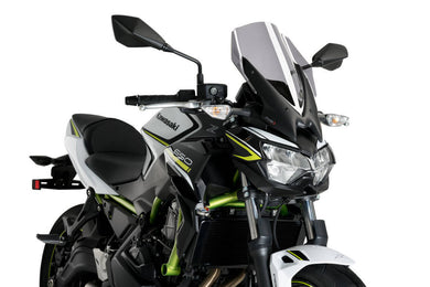 Puig Naked New Generation Touring Screen for Kawasaki Z650 2020