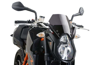 Puig Naked New Generation Sport Screen To Suit KTM 990 Superduke 2008