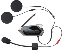 Load image into Gallery viewer, Sena 50R Low Profile DUAL Motorcycle Bluetooth Comms