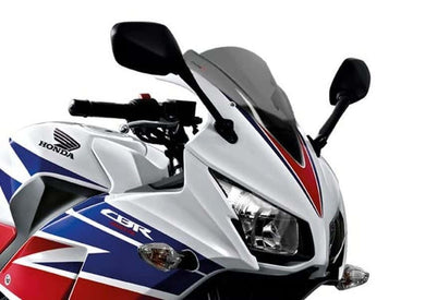 Puig Z-Racing Screen to Suit Honda CBR300R 2015-2020 (Light Smoke)