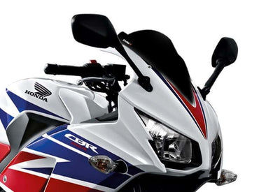Puig Z-Racing Screen to suit Honda CBR300R 2015 - 2020 (Black)