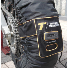 Load image into Gallery viewer, Supermoto Tyre Warmers by Thermal Technology 45°c - 75°c - 85°c