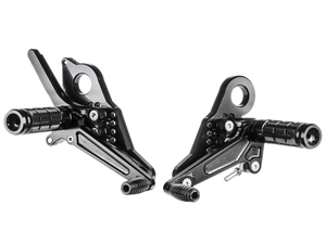 Bonamici Racing Rearsets To Suit Ducati Scrambler 800 Single Seater (2015-2019)
