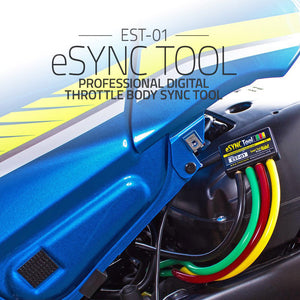 Healtech eSync Tool - Throttle Body Syncing Tool