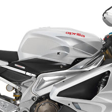 Load image into Gallery viewer, Eazi-Grip EVO Tank Grips for Aprilia RSV 1000 R and Tuono 1000 R  clear