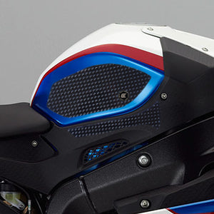 Eazi-Grip EVO Tank Grips for BMW S1000RR and HP4  black