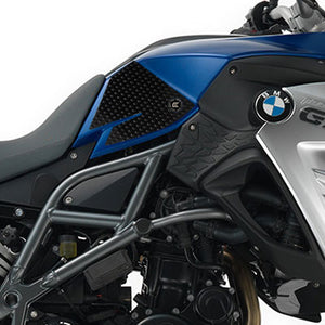 Eazi-Grip EVO Tank Grips for BMW F800GS  black