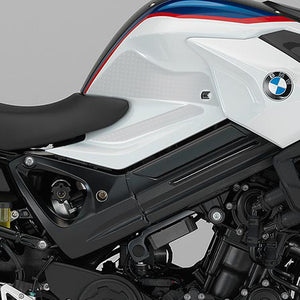 Eazi-Grip EVO Tank Grips for BMW F800R  clear
