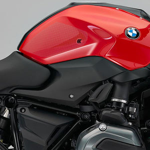 Eazi-Grip EVO Tank Grips for BMW R1200R  clear