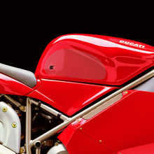 Load image into Gallery viewer, Eazi-Grip EVO Tank Grips for Ducati 916  996  748 and 998  clear