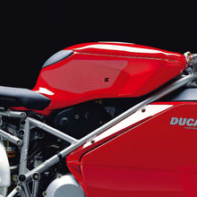 Load image into Gallery viewer, Eazi-Grip EVO Tank Grips for Ducati 749 and 999  clear