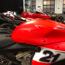 Load image into Gallery viewer, Eazi-Grip EVO Tank Grips for Ducati Panigale  clear