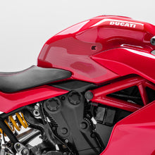 Load image into Gallery viewer, Eazi-Grip EVO Tank Grips for Ducati SuperSport  clear