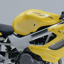 Load image into Gallery viewer, Eazi-Grip EVO Tank Grips for Honda VTR1000F 2001 - 2006  clear