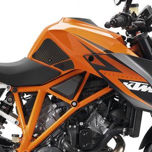 Eazi-Grip EVO Tank Grips for KTM 1290 Super Duke R 2014 - 2016  black