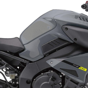Eazi-Grip EVO Tank Grips for Yamaha MT-10  clear