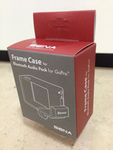 Load image into Gallery viewer, Frame Case for Sena Bluetooth Audio Pack for GoPro
