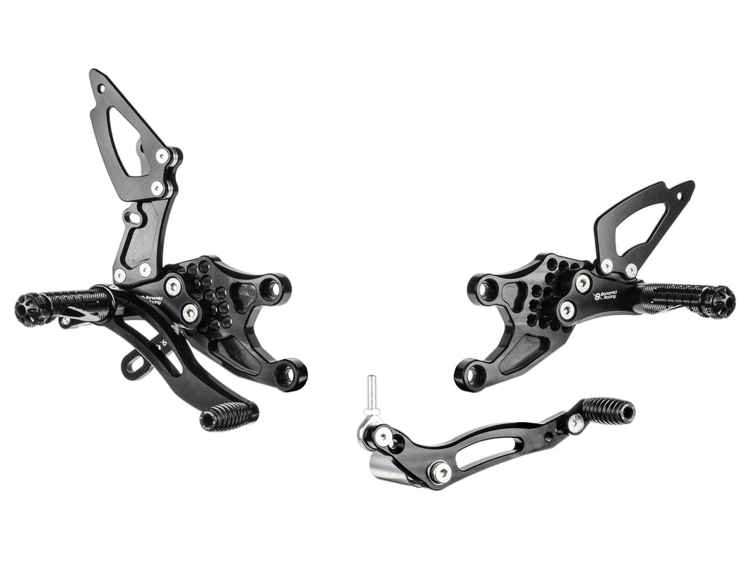 Bonamici Racing Rearsets To Suit Honda CBR1000RR (2008-2016)