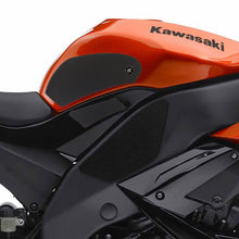 Load image into Gallery viewer, Eazi-Grip PRO Tank Grips for Kawasaki Ninja ZX-10R 2008 - 2010  black